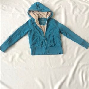 🎉2 for 15$🎉 L.L. Bean Girls Warm Zip Up Hoodie 8